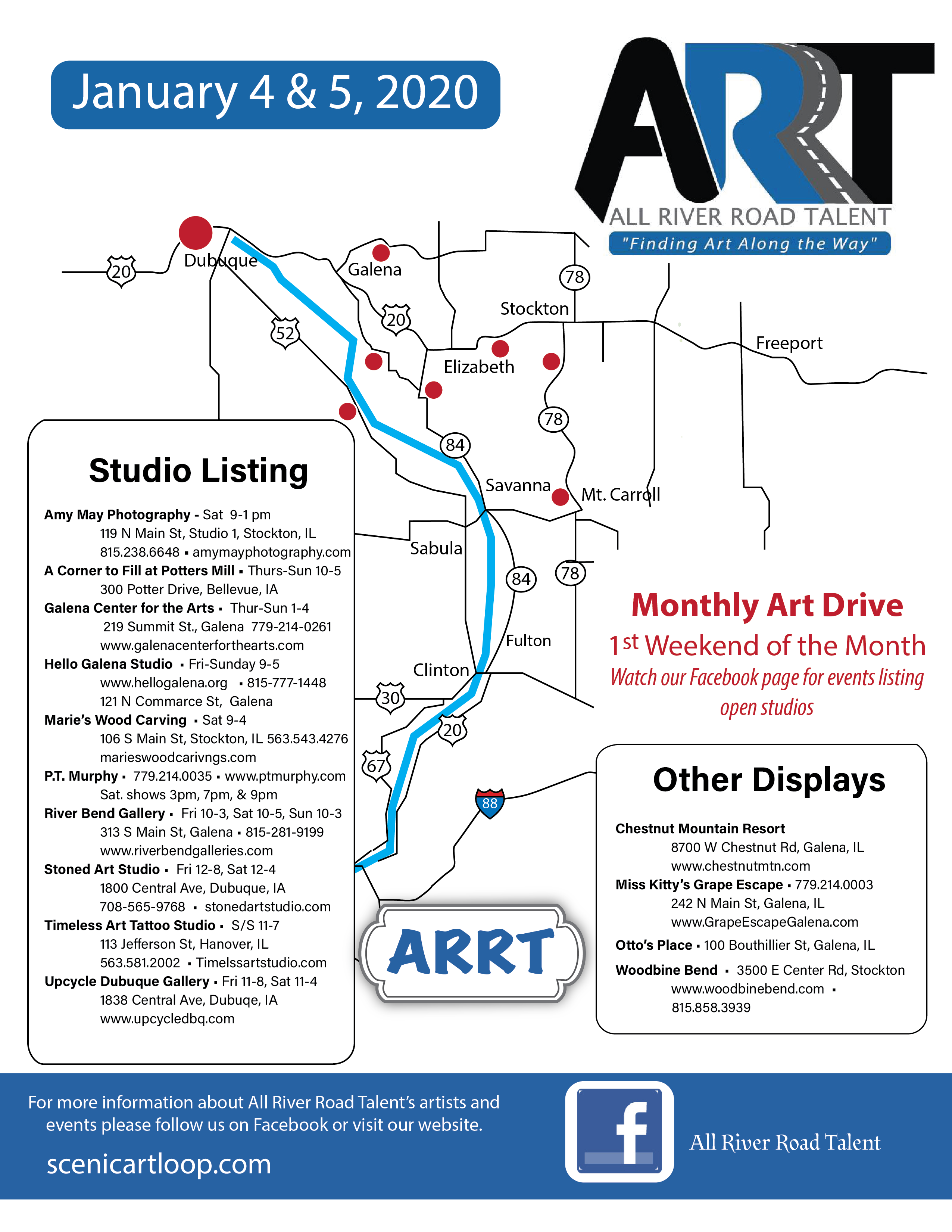 ARRT Map_Jan 2020